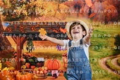 Осенний урожай/Фермер