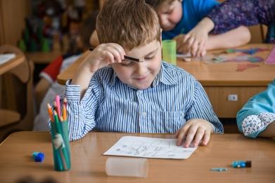Репортаж детский сад