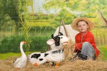 Пастух и пастушка